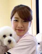 動物看護師・トリマー:鈴木 実生