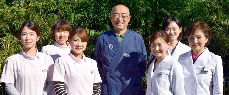 奈良部動物病院  スタッフ
