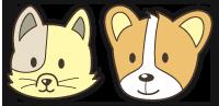 犬猫マーク